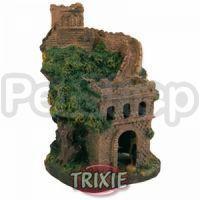 Trixie Замковая стена - декорация для аквариума, 8955