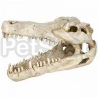 Trixie Череп крокодила - декорация для аквариума, 8712