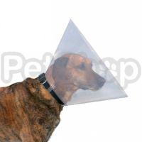 Trixie Ветеринарный воротник ( Пластиковый прозрачный ветеринарный воротник для кошек и собак)