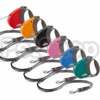 Flexi Comfort Long 1 ( Тросовый поводок-рулетка для собак весом до 12 кг)