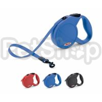Flexi Classic Compact 2 ( Ременной поводок-рулетка для собак весом до 25 кг)