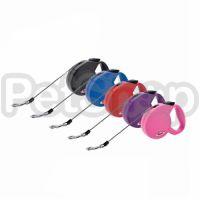 Flexi Classic Basic 1 ( Шнуровой поводок-рулетка для собак весом до 12 кг)