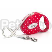 Flexi Fashion Medium ( Стильный ременной поводок-рулетка для собак весом до 25 кг)