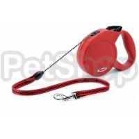 Flexi Classic Long 2 ( Шнуровой поводок-рулетка для собак весом до 20 кг)