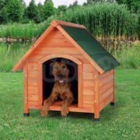 Trixie Dog Kennel ( Будка для собак из лакированой сосны)