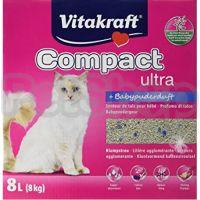 Vitakraft Compact Ultra Plus ( Комкующийся гигиенический наполнитель для кошек )
