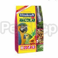 Vitakraft Amazonian (витакрафт амазониан Основной корм, соответствующий разнообразному натуральному корму на экзотической родине)