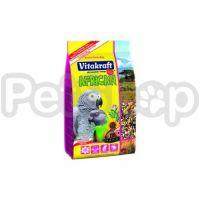 Vitakraft African ( витакрафт африканОсновной корм для крупных африканских попугаев)