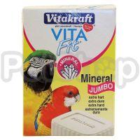 Vitakraft Mineral Jumbo ( витакрафт минерал джимбо для домашних птиц и укрепления их костей)