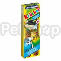 Vitakraft Kracker ( Крекер для попугаев с бананом и кунжутом)