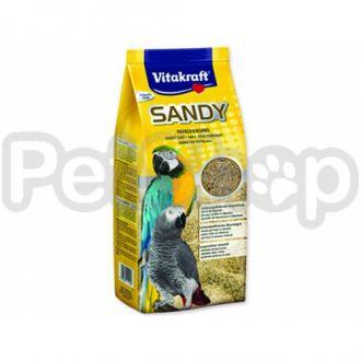 Vitakraft Sandy ( витакрафт санди песок с ценными минералами, чистейший кальций и ракушки)