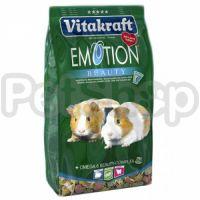Vitakraft Emotion Beauty ( витакрафт эмоушен бьюти корм класса супер-премиум для свинок)