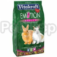 Vitakraft Emotion Beauty ( Корм витакрафт для кроликов - полезный высоко питательный корм класса супер-премиум для кроликов)
