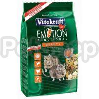 Vitakraft Emotion Beauty ( Корм витакрафт для дегу корм премиум класса без добавления сахара и мелиссы)